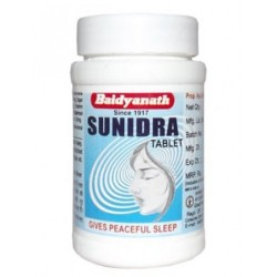 Sunidra Tablet - Baidyanath