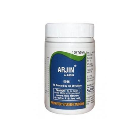 Arjin Tablets - Alarsin