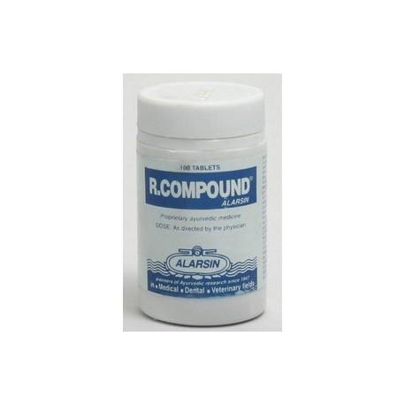 R - Compound Tablets - Alarsin