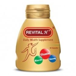 Revital - H  30 Capsules - Ranbaxy