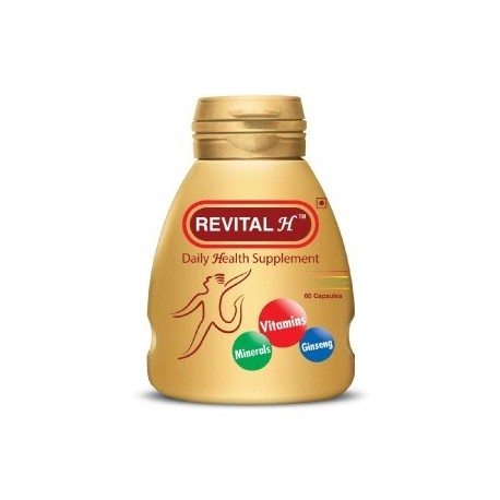 Revital - H Capsule - Ranbaxy