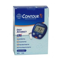 Contour TS Blood Glucose Monitor - Bayer