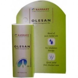 Olesan Oil Nasal drop - Ranbaxy