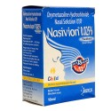 Nasivion nasal spray ( Pediatric ) - Merck