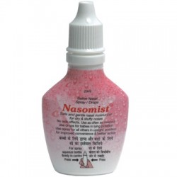 Nasomist nasal drop ( pediatric ) - Meridian