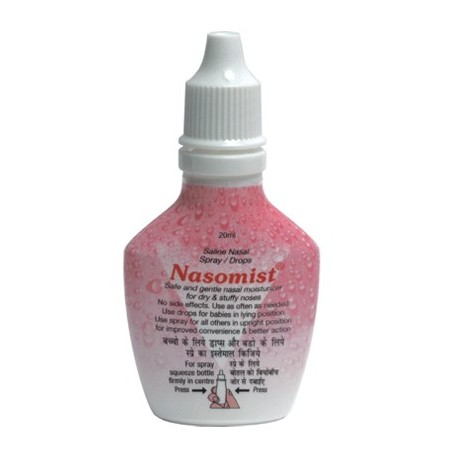 Nasomist nasal drop ( pediatric ) - Meridian