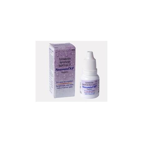 Nasomist XP nasal drop - Meridian