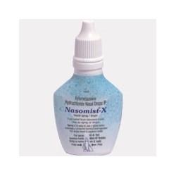 Nasomist X nasal drop  - Meridian