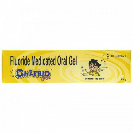 Cheerio Gel Toothpaste - Dr.Reddy's