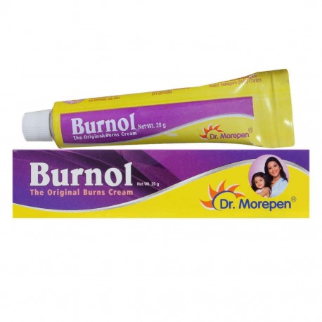 Burnol Cream - Dr. Morepen