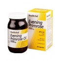 Evening Primrose Oil, 1000 mg with Vitamin-E, 60 Capsules - HealthAid