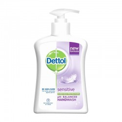 Dettol Sensitive Hand Wash - Reckitt Benckiser
