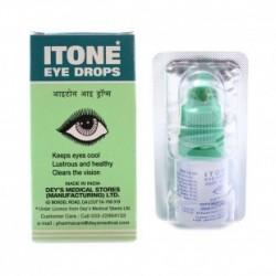 I Tone Eye Drops - Dye's