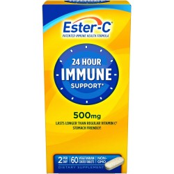 Vitamin C, 500 mg - 60 Tablets - Ester - C