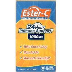 Vitamin C, mg - 60 Tablets - Ester - C