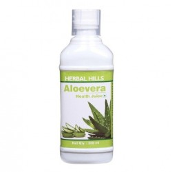 Aloe Vera Juice - 500 ml - Herbal Hills