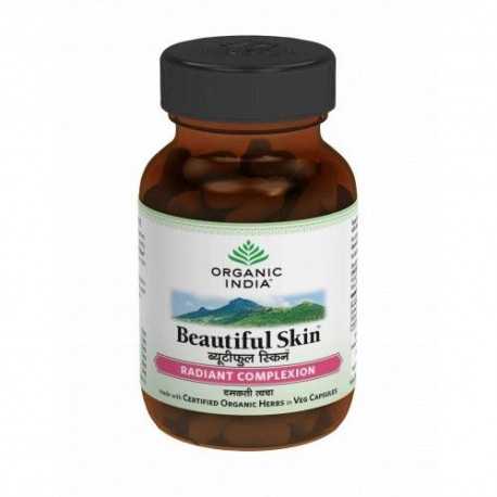 Beautiful Skin Capsules - Organic India