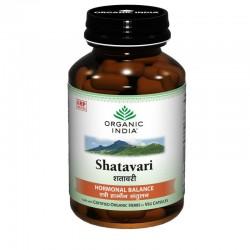 Shatavari Capsules - Organic India