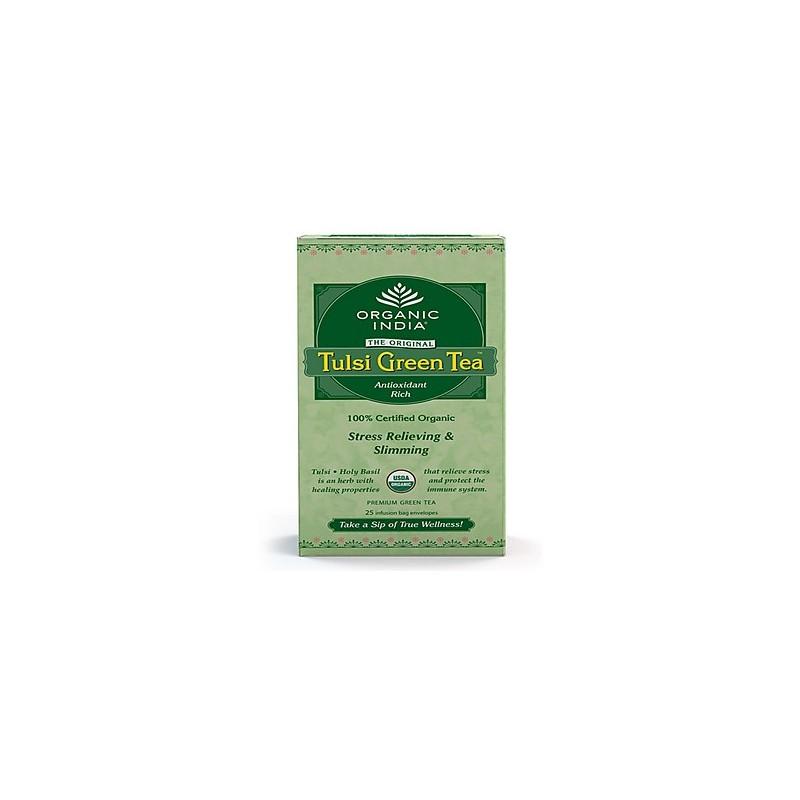 Tulsi Green Tea Organic India