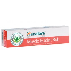 Herbals Muscle and Joint Rub 20gm - Himalaya