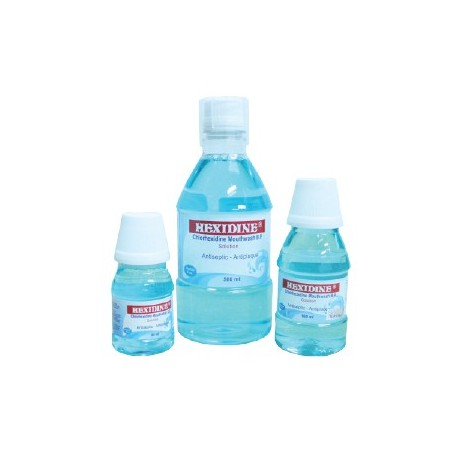 Chlorhexidine Mouthwash - ICPA