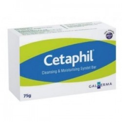 Cetaphil Gentle Cleansing Bar, Antibacterial - Galderma Laboratories
