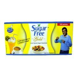 Sugar Free Gold Natura 100 Sachets - Zydus