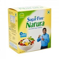 Sugar Free Natura 100 Sachets - Zydus