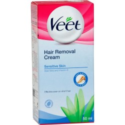 Hair Removal Cream Sensitive Skin - Veet