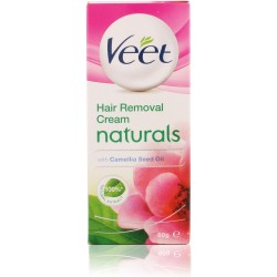 Naturals with Papaya Extracts for Normal Dry Skin - Veet