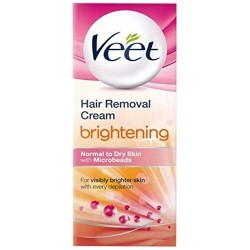 Hair Removal Cream Brightening Normal to Dry Skin - Veet