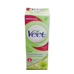 Hair Removal  Cream For Dry Skin - Veet