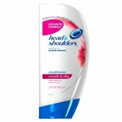 Head & Shoulders Smooth & Silky Dandruff Conditioner - P&G