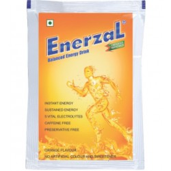 Enerzal Energy drink orange - FDC