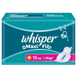 Whisper Ultra Clean - P&G