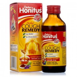 Honitus Herbal Cough Remedy - Dabur