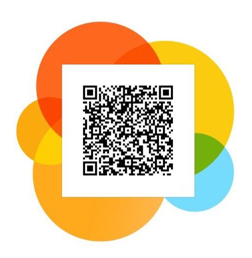 We Love WhatsApp. Scan the code and get the contact!